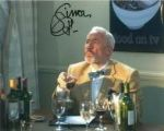 Simon Callow (Doctor Who) - Genuine Signed Autograph 8119
